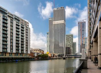 Thumbnail Studio for sale in The Wardian, Marsh Wall, Canary Wharf