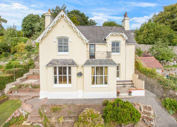 Thumbnail 5 bed detached house for sale in Laureston Road, Newton Abbot