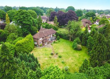 Thumbnail 5 bed detached house for sale in High Pine Close, Weybridge, Surrey