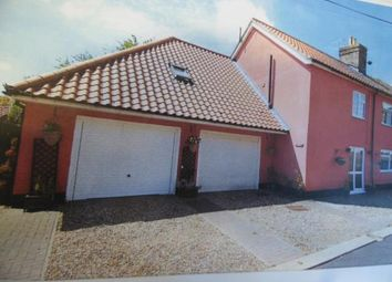 Thumbnail 4 bedroom semi-detached house for sale in Elmswell, Bury St. Edmunds, Suffolk