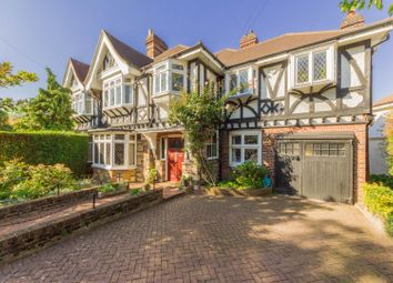 Thumbnail 5 bed semi-detached house for sale in Oaks Avenue, Gipsy Hill