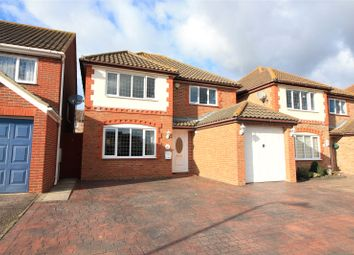 Thumbnail 4 bed detached house for sale in Balas Drive, Sittingbourne, Kent
