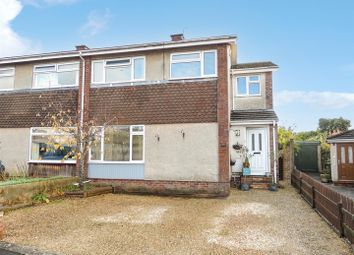 Thumbnail 4 bed semi-detached house for sale in St. Helens Drive, Wick, Bristol