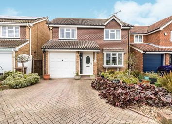 Thumbnail 4 bed detached house for sale in Bracken Lea, Chatham