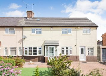 Thumbnail 4 bed semi-detached house for sale in Western Drive, Blaby, Leicester