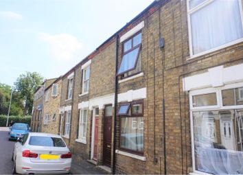 Thumbnail 2 bedroom terraced house for sale in Queens Street, March