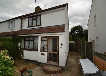 Thumbnail 2 bed semi-detached house for sale in Shortcroft Road, Epsom, Surrey