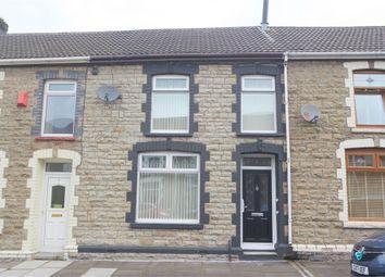 Thumbnail 2 bedroom terraced house for sale in Treharne Road, Maesteg, Mid Glamorgan