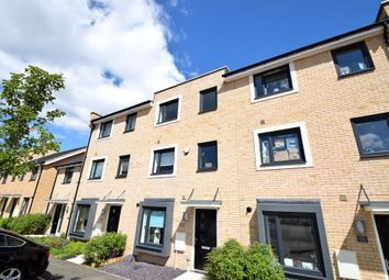 Thumbnail 3 bedroom town house for sale in Fleming Way, Withersfield, Haverhill