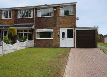Thumbnail 3 bed semi-detached house for sale in Glandore Road, Parkhall, Stoke-On-Trent, Staffordshire