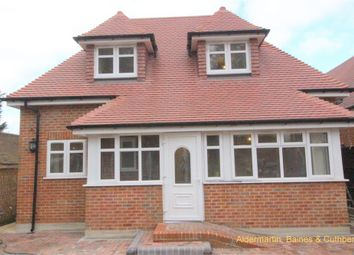 Thumbnail 4 bed detached house for sale in Park Road, New Barnet, Barnet, Hertfordshire
