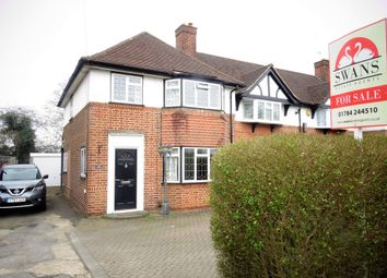 3 bed semi-detached house for sale in Village Way, Ashford TW15