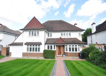 Thumbnail 4 bed detached house to rent in Harland Avenue, Croydon