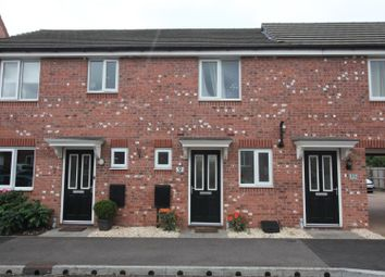 Thumbnail 2 bed end terrace house for sale in Sansome Drive, Hinckley