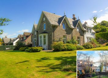 Thumbnail 6 bed detached house for sale in Albert Road, Oban, Argyllshire