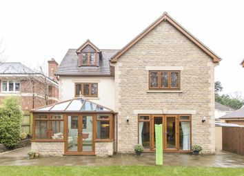 Thumbnail 5 bedroom detached house for sale in Homestead Gardens, Frenchay, Bristol