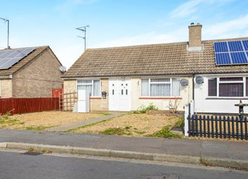 Thumbnail 2 bedroom semi-detached bungalow for sale in Asplin Avenue, March