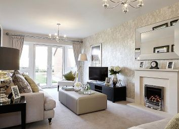 Thumbnail 4 bed detached house for sale in Cutbush Lane, Shinfield