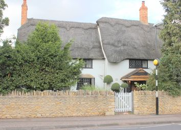 Thumbnail 4 bedroom detached house to rent in Thorpe Road, Longthorpe, Peterborough