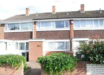 Thumbnail 3 bedroom town house for sale in Harper Court, Harper Avenue, Stretton, Burton-On-Trent