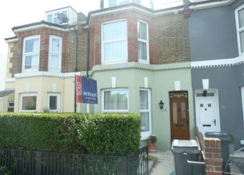 Thumbnail 4 bedroom terraced house to rent in Cornwall Road, Walmer, Deal