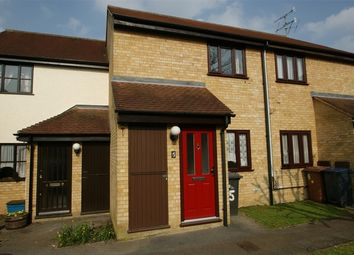 Thumbnail 2 bed terraced house to rent in Bentley Close, Bishop's Stortford