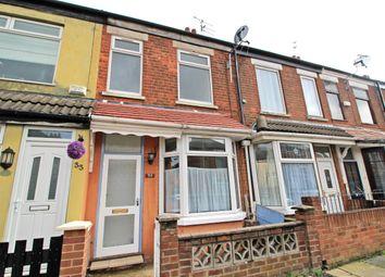 Thumbnail 2 bedroom terraced house for sale in Gloucester Street, Hull