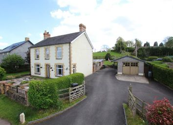Thumbnail 3 bed detached house for sale in Pennorth, Brecon