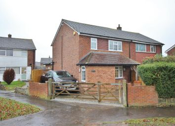 Thumbnail 3 bed semi-detached house for sale in Western Way, Basingstoke
