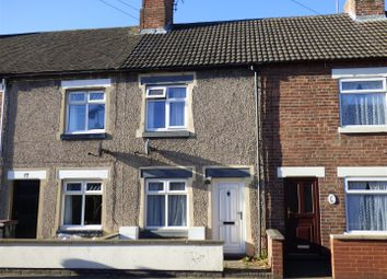 Thumbnail 2 bed terraced house for sale in Derby Road, Ashby-De-La-Zouch