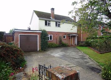 Thumbnail 3 bed detached house to rent in Grove Road, Speen, Newbury