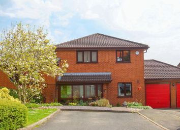 Thumbnail 4 bed detached house for sale in Batsford Close, Wirehill, Redditch, Worcestershire