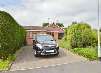 Thumbnail 4 bed bungalow for sale in Tong Close, Bishops Wood, Stafford