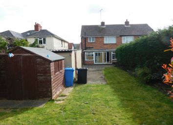 Thumbnail 3 bedroom semi-detached house for sale in Ivor Road, Hamworthy, Poole