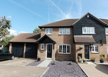 Thumbnail 3 bed end terrace house for sale in Magenta Close, Billericay