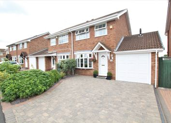 Thumbnail 3 bed semi-detached house for sale in Appledore Drive, Coventry