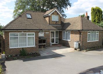 Thumbnail 4 bed detached bungalow for sale in Hailsham Road, Heathfield