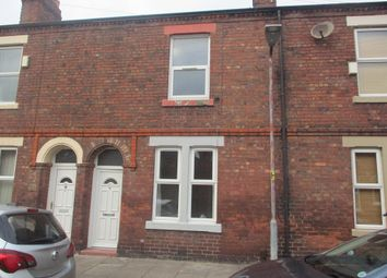 Thumbnail 2 bed terraced house to rent in Lindisfarne Street, Carlisle, Carlisle