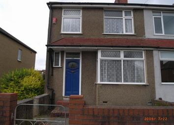 Thumbnail 3 bed semi-detached house to rent in Filton Avenue, Horfield, Bristol
