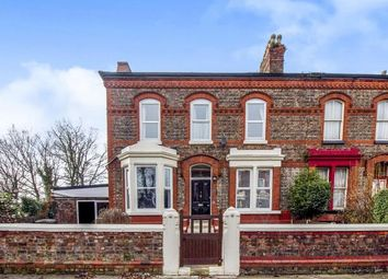 Thumbnail 6 bed semi-detached house for sale in St. Albans Square, Bootle, Liverpool, Merseyside
