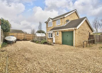Thumbnail 3 bed detached house for sale in Hillfield, Alconbury, Huntingdon