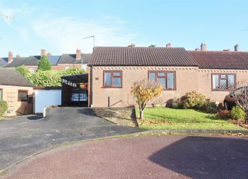 Thumbnail 1 bed semi-detached bungalow for sale in The Croft, Stanton Hill, Sutton-In-Ashfield