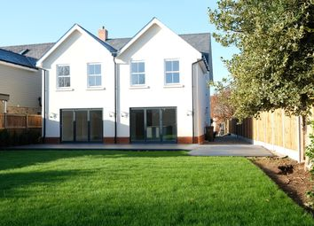 Thumbnail 5 bed detached house for sale in Vicarage Lane, Great Baddow, Chelmsford