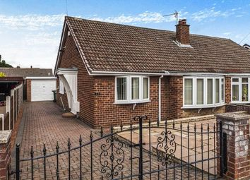 Thumbnail 2 bedroom bungalow for sale in Fountains Crescent, Eston, Middlesbrough