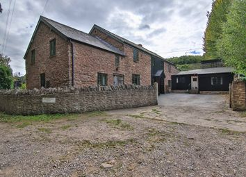 Thumbnail 5 bed barn conversion for sale in Peterstow, Ross-On-Wye