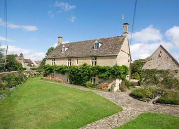 Thumbnail 6 bed detached house for sale in Marston Meysey, Cricklade, Wiltshire