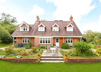 Shobley, Ringwood, Hampshire BH24. 6 bed detached house