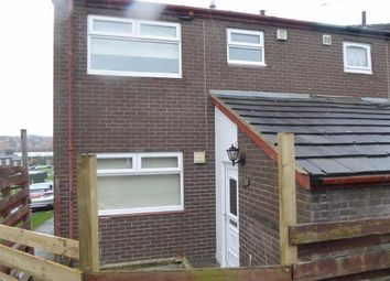 Thumbnail 3 bed end terrace house to rent in Cottingley Crescent, Leeds, West Yorkshire