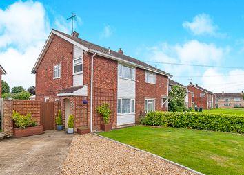 Thumbnail 3 bedroom semi-detached house for sale in John Bird Walk, Farcet, Peterborough