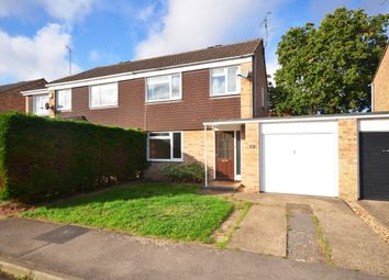 Thumbnail 3 bedroom semi-detached house to rent in Whaley Road, Wokingham